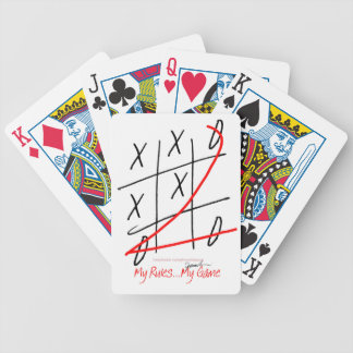 tony fernandes, my rules my game (10) bicycle playing cards