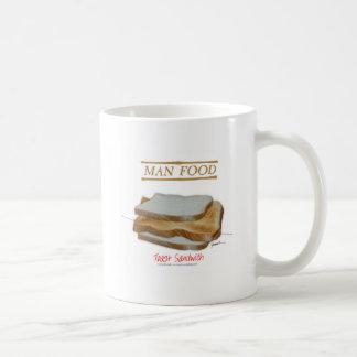 Tony Fernandes's Man Food - toast sandwich Coffee Mug