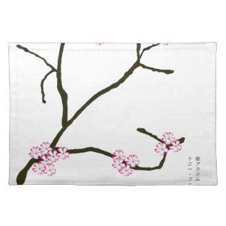 Tony Fernandes Sakura Blossom 1 Placemat