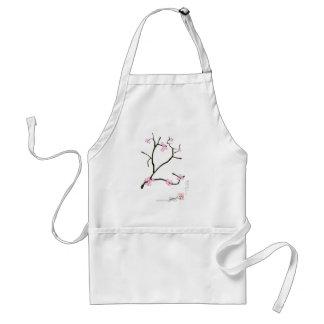 Tony Fernandes Sakura Blossom 1 Standard Apron