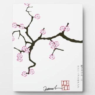 Tony Fernandes Sakura Blossom 2 Plaque