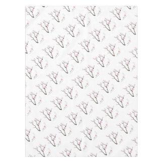Tony Fernandes Sakura Blossom 5 Tablecloth