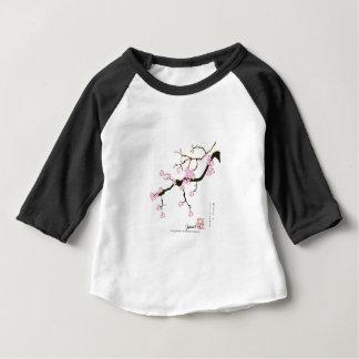 Tony Fernandes Sakura Blossom 6 Baby T-Shirt