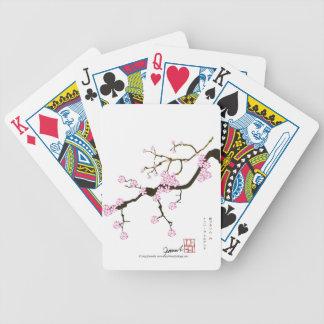 Tony Fernandes Sakura Blossom 6 Poker Deck