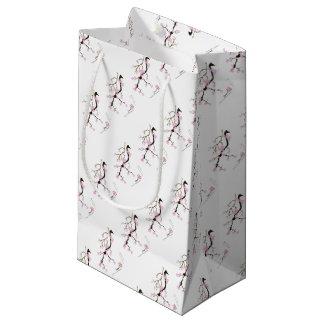 Tony Fernandes Sakura Blossom 6 Small Gift Bag