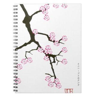 Tony Fernandes sakura lucky 7 Notebook