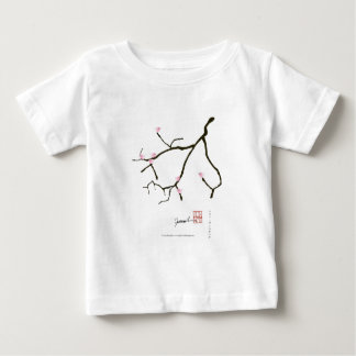 tony fernandes sakura with 7 pink birds 2 baby T-Shirt