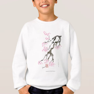 tony fernandes sakura with pink goldfish sweatshirt