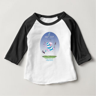 tony fernandes's argentina forward baby T-Shirt