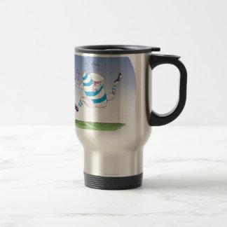 tony fernandes's argentina forward travel mug