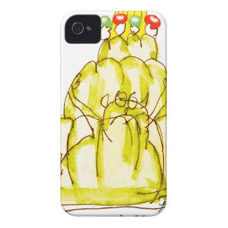 tony fernandes's banana jello cat iPhone 4 covers