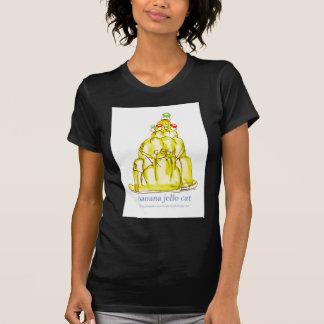 tony fernandes's banana jello cat T-Shirt