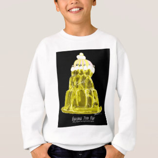 tony fernandes's banana jello rat sweatshirt