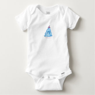 tony fernandes's blueberry jello cat baby onesie