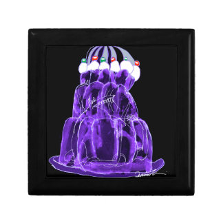 tony fernandes's blueberry jello rat gift box