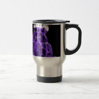 tony fernandes's blueberry jello rat travel mug