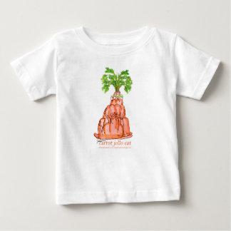 tony fernandes's carrot jello cat baby T-Shirt