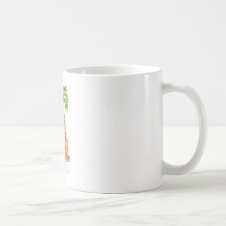 tony fernandes's carrot jello cat coffee mug