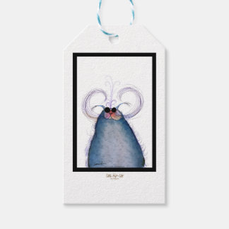 tony fernandes's cool hipster cat-snap gift tags