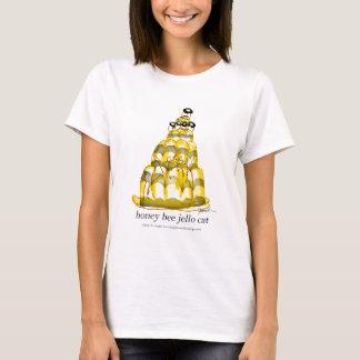 tony fernandes's honey bee jello T-Shirt