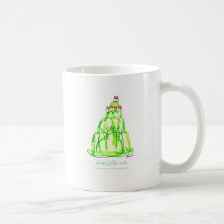 tony fernandes's kiwi jello coffee mug