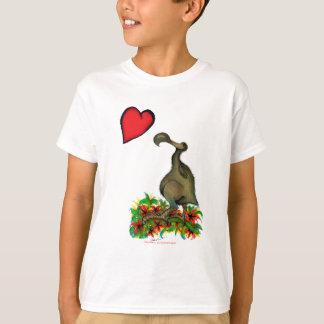 tony fernandes's love dodo T-Shirt