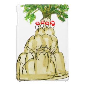 tony fernandes's parsnip jello cat cover for the iPad mini