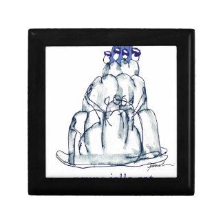 tony fernandes's prune jello cat gift box