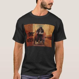 Tony Goya Men's Black T - Customized T-Shirt
