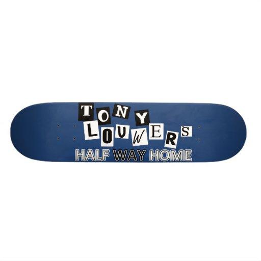 Tony Louwers Pro Model Skateboard