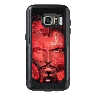 Tony Stark In Iron Man Suit OtterBox Samsung Galaxy S7 Case