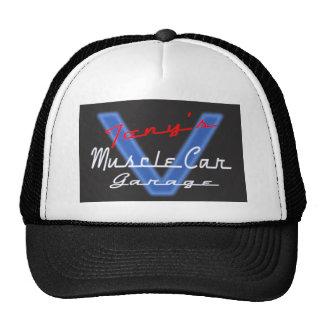 Tony's MUSCLE CAR GARAGE Cap