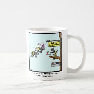 Too Busy: Bee cartoon Coffee Mug