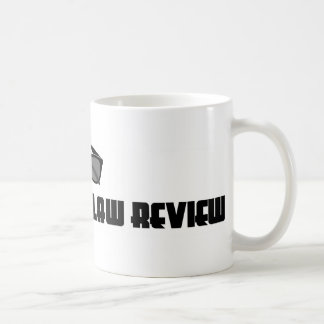 Too Cool For Law Review Mug