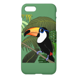 Too Cool toucan iPhone 8/7 Case