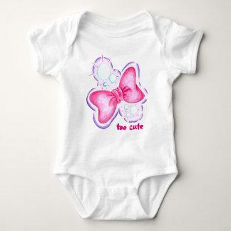 Too Cute Baby Bodysuit