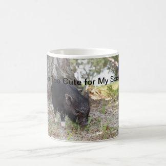 Too Cute Coffee Mug