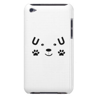 Too Cute Dog iPod Touch Covers
