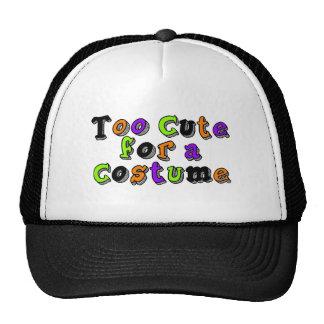 Too Cute for a Costume Cap