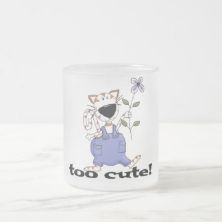 Too Cute Kitty Cat Tshirts and Gifts Mugs