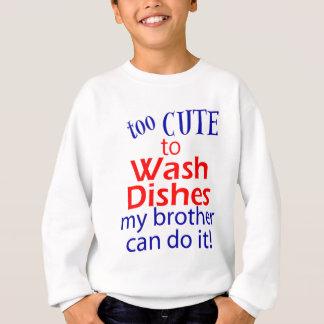 Too Cute Sweatshirt
