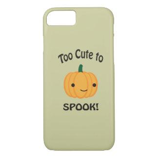 Too Cute To Spook! Little Pumpkin iPhone 8/7 Case