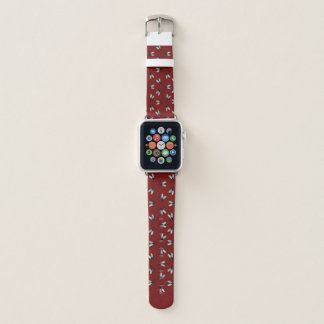 TOO FLY LEATHER APPLE WATCH BAND