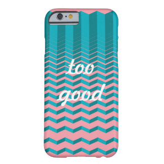 too good,Pink Ocean Sunset Barely There iPhone 6 Case