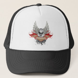Too late to say sorry trucker hat