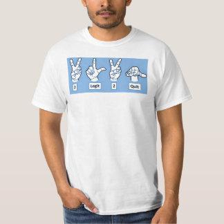 Too Legit To Quit (HEY, HEYYYYYY!!) T-Shirt