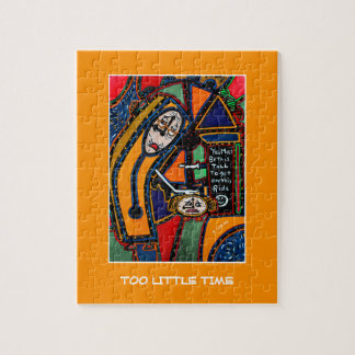 Too Little Time  - Time Pieces Jigsaw Puzzle