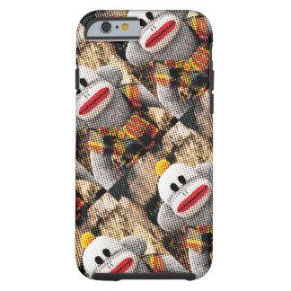 Too Many SockMonkeys Tough iPhone 6 Case