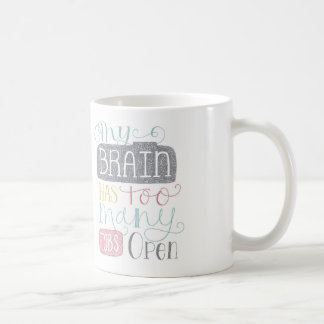 Too Many Tabs Mug