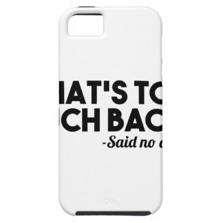 Too Much Bacon Case For The iPhone 5